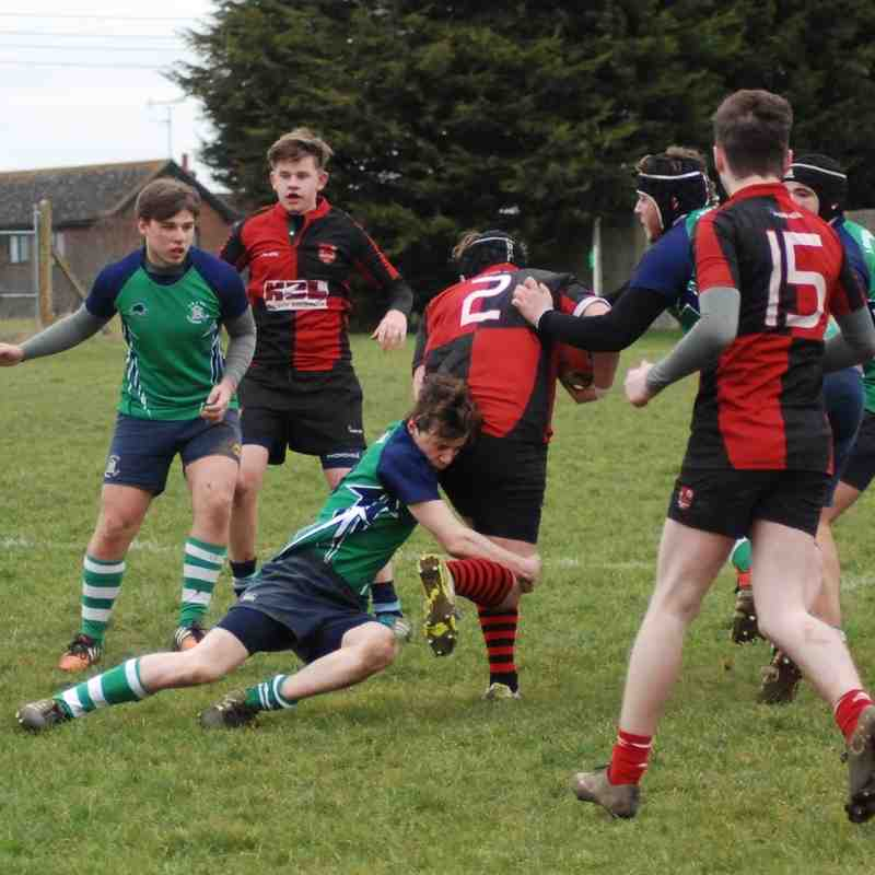 LBRFC Colts vs Newbold Colts - 19.03.16