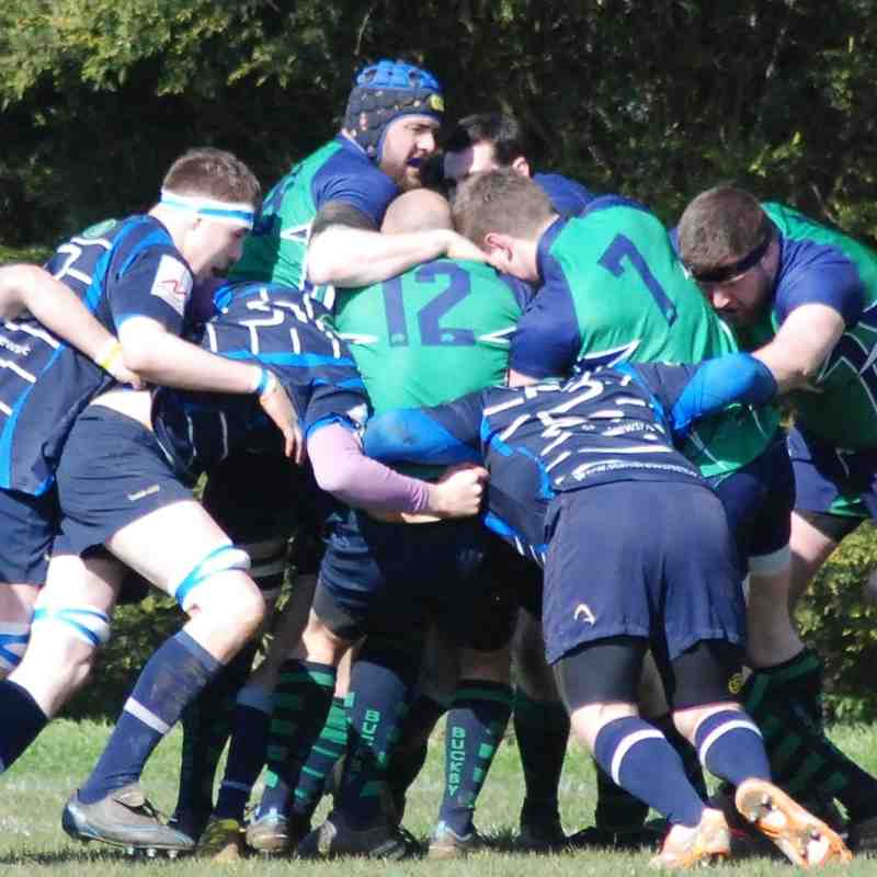 LBRFC 1st vs Rugby St. Andrews 2.4.16 Away