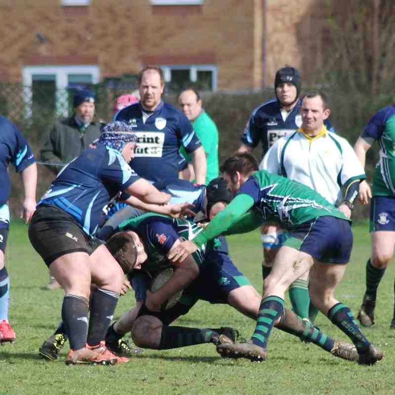 LBRFC 1st XV vs St. Neots - Away 16.4.16 Final game of the season