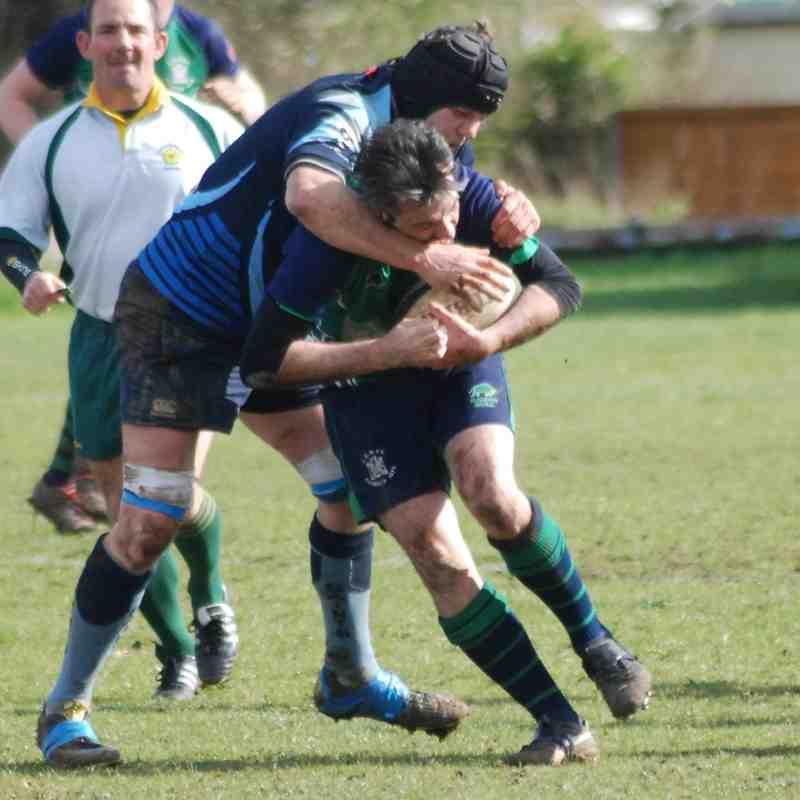 LBRFC 1st XV vs St. Neots - Away 16.4.16 Final game of the season