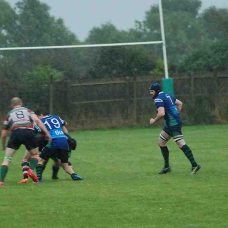 LBRFC vs Lutterworth 27.08.16 (Friendly at home)