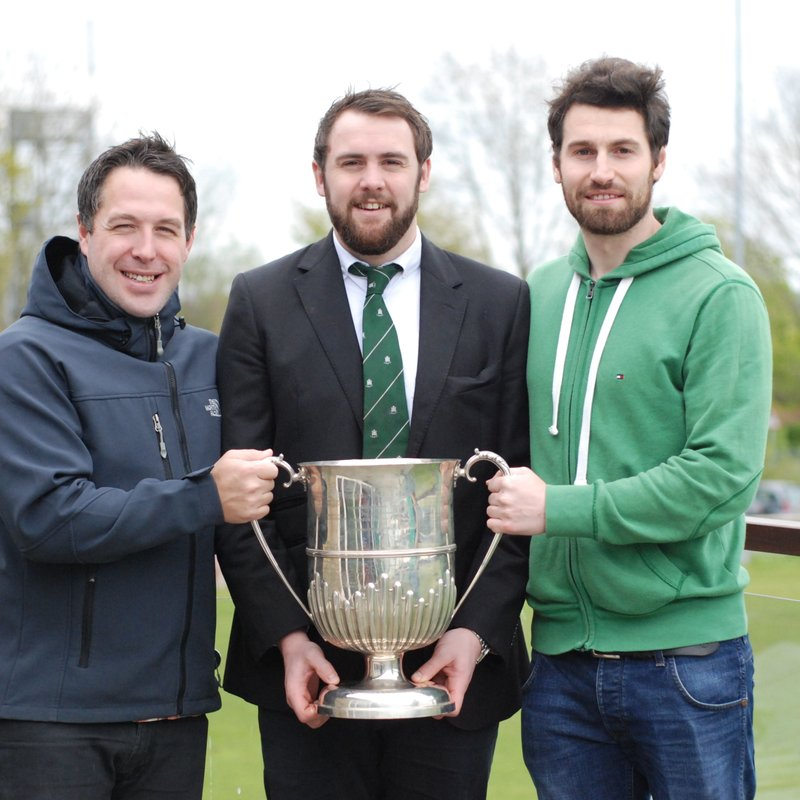 Paget Cup Presentation