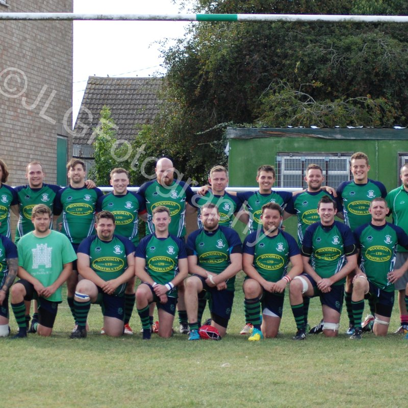 LBRFC 1st XV vs Olney (Home 15.9.18)