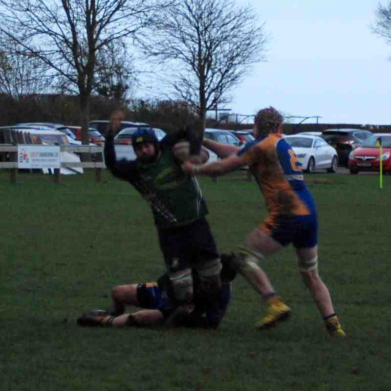 LBRFC 1st XV vs Market Bosworth (away 8.12.18)