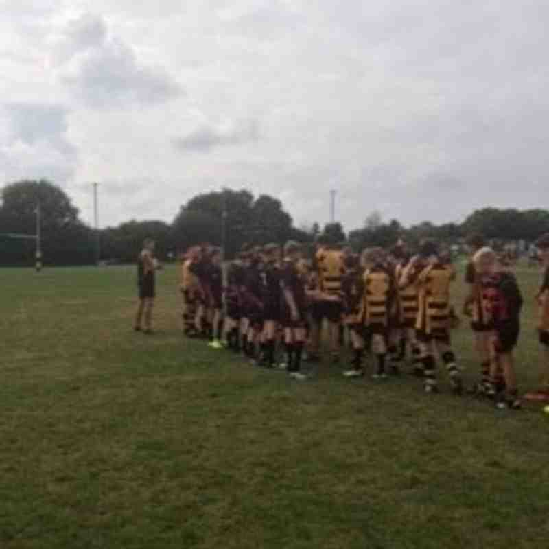 Billericay U14s v Rochford, Essex Cup, 18 September 2016