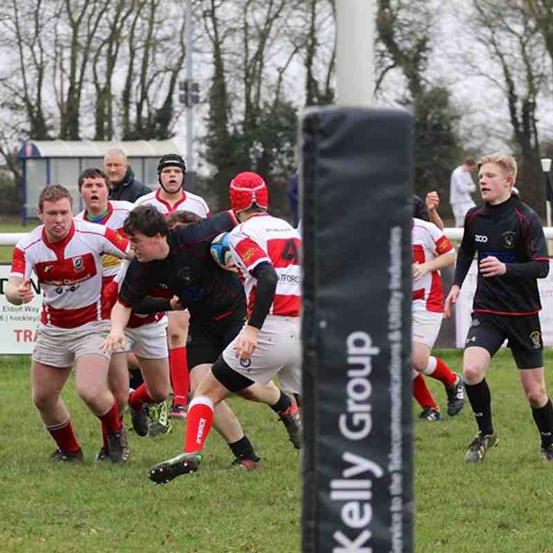 Rochford U16s v Epping, 19 February 2017