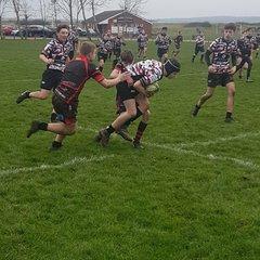 SWF v Rochford U14s, 6 January 2019