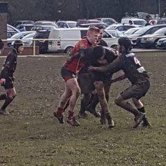 Rochford U14s v Harlow, 10 February 2019