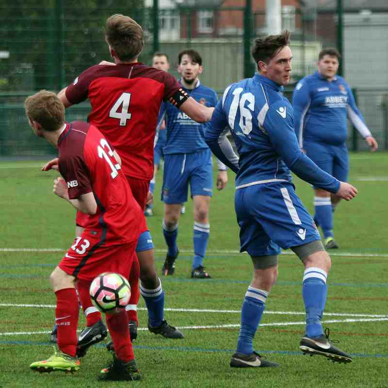 St Helens Town Sunday 0-4 Fazakerley Athletic (Sun 29/01/2017)