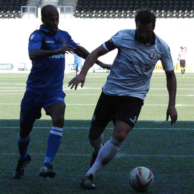 Widnes 8-0 St Helens Town (Sat 08/04/2017)
