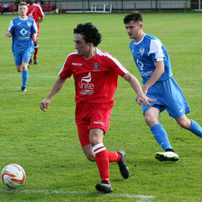 Eccleshall 3-2 St Helens Town (Sat 26/08/2017)