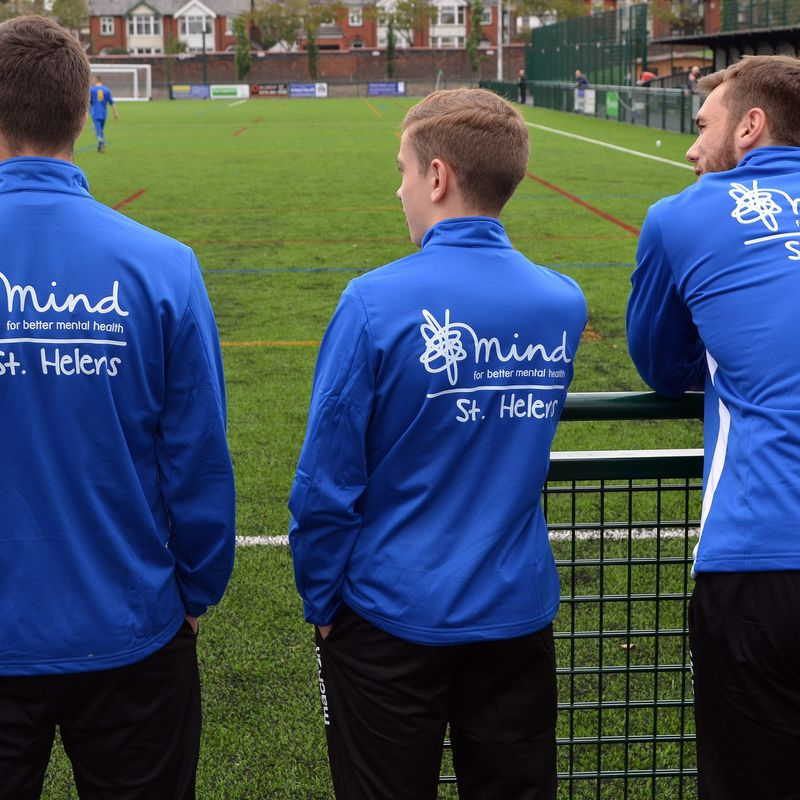 Town and St Helens Mind partnership grows