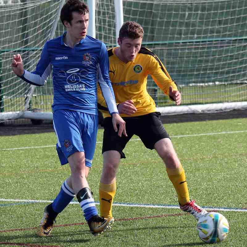 St Helens Town U18s 2-4 Egerton U18s (Sun 22./04/2018)