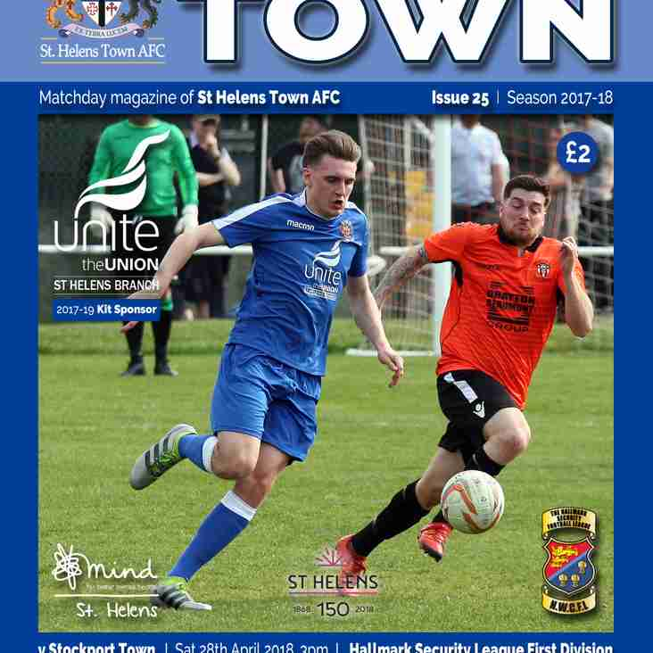 National programme success for Town