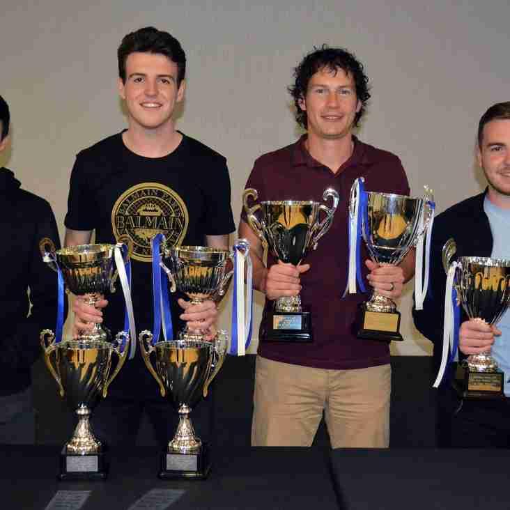 St Helens Town AFC Presentation Evening 2017-18