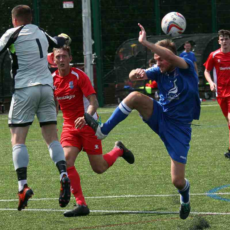 St Helens Town 4-5 Barnoldswick Town (Sat 14/07/2018)