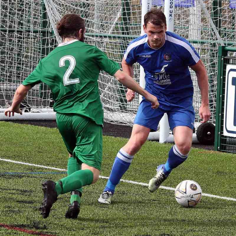 St Helens Town 0-1 Pilkington (Sat 28/07/2018)