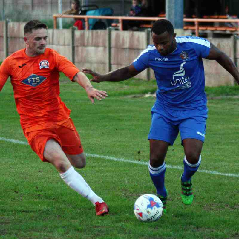 AFC Blackpool 1-0 St Helens Town (Tues 21/08/2018)