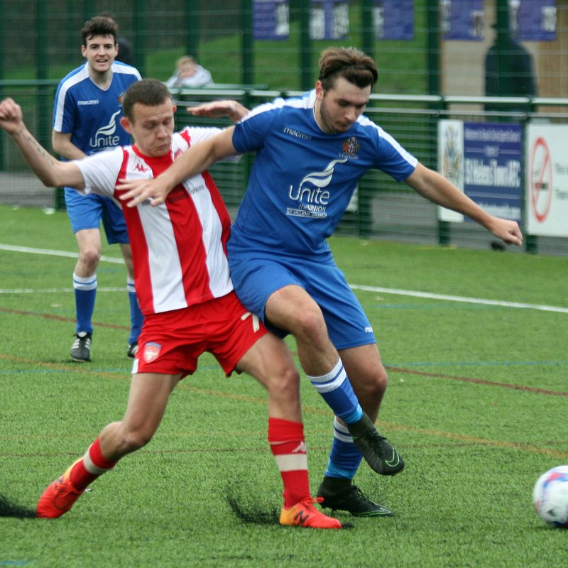 St Helens Town 0-2 Cheadle Town (Sat 20/10/2018)