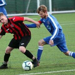 St Helens Town U21s 3-1 Broadheath Central U21s (28/10/2018)
