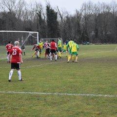 Dorkinian IV vs Old Suttonians 13.01.2018