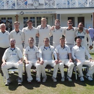 Scriven and Hall's Record Partnership In Vain