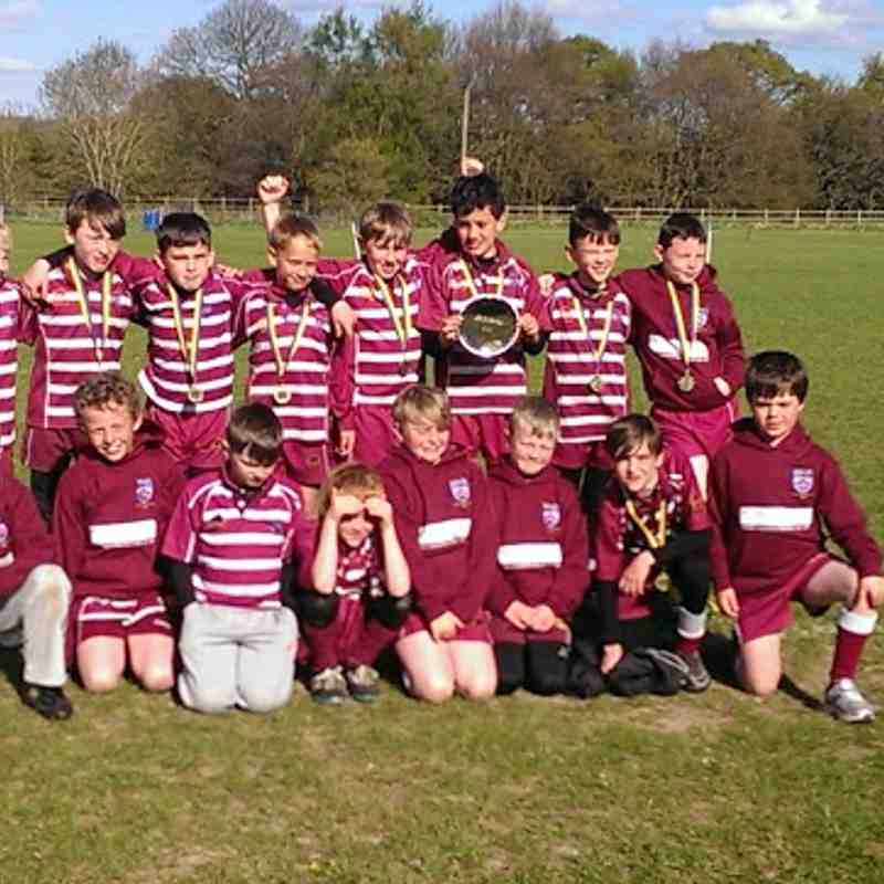 Cheshire cup 2014