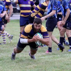 Sussex 1.... Uckfield RFC 1s v Brighton RFC 2s  Saturday 17th September 2016