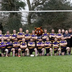 London & SE Division - Harvey's of Sussex 1a    Uckfield RFC 1s 25   East Grinstead RFC1s 14         Saturday  7th April 2018