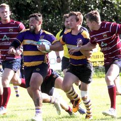 Harveys of Sussex 1 Uckfield RFC 1s  24 v Crawley RFC 1s  20