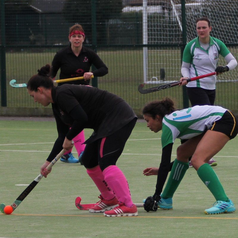 2017/18: S&B1s vs Waltham Forest