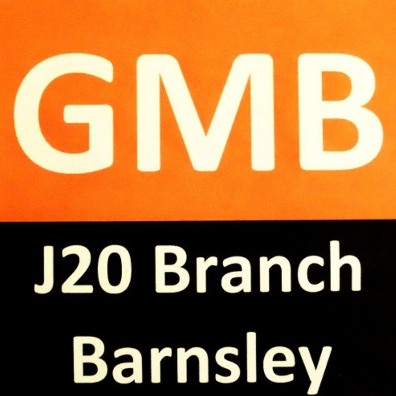 GMB J20 Branch Sponsorship deal agreed