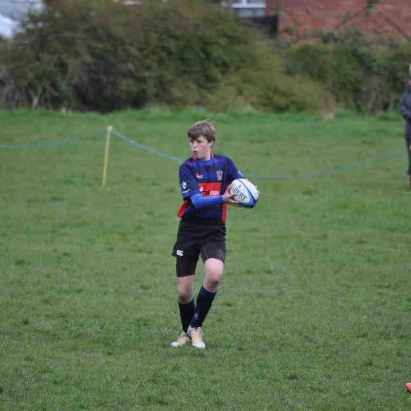 Stoke U16s V Newcastle U16s