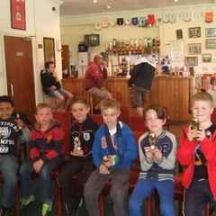 Slimbridge Scorpions Under 10's v Malmesbury Warriors Under 10's