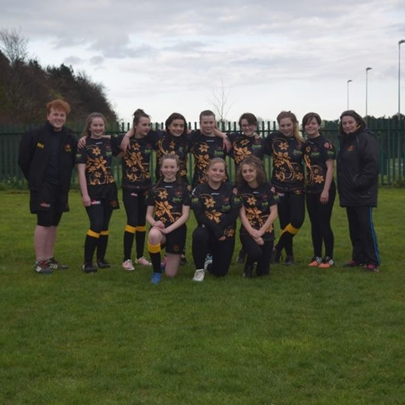 Girls Rugby Charity Night