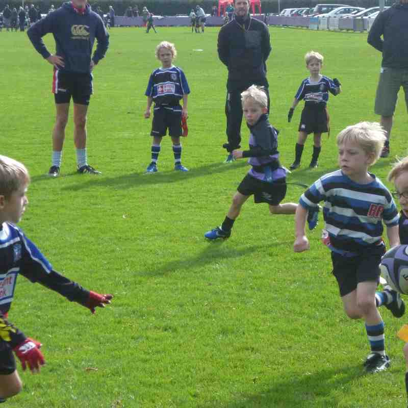 Photos - U7s at the Minis Tournament - Part 1