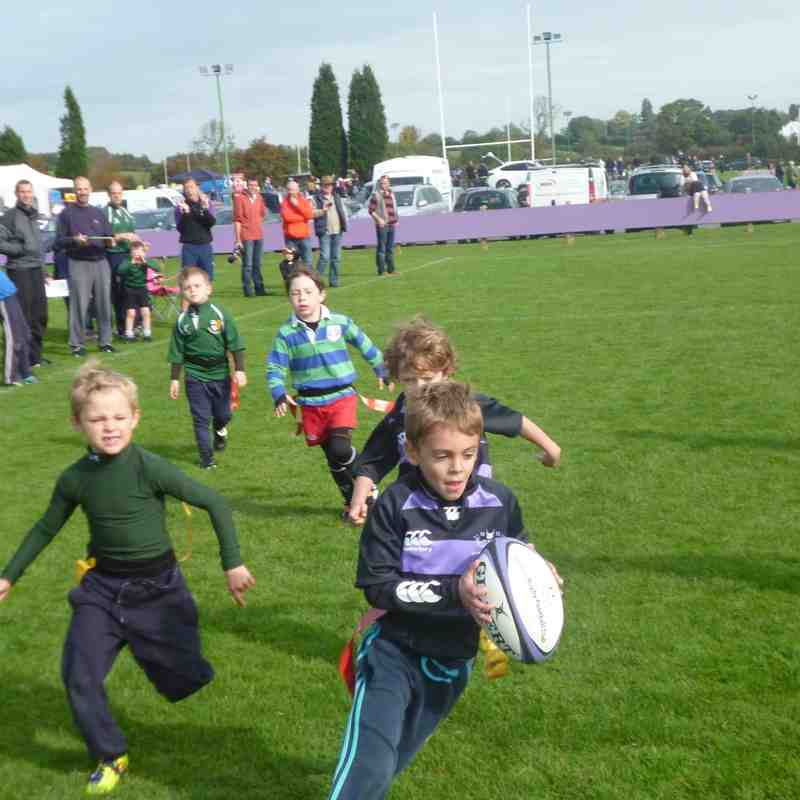 Photos - U7s at the Minis Tournament - Part 2