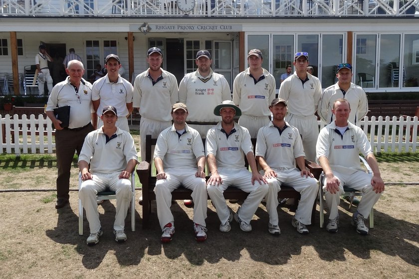 Reigate Priory CC - 1st XI 177 - 236/6 East Molesey CC - 1st XI