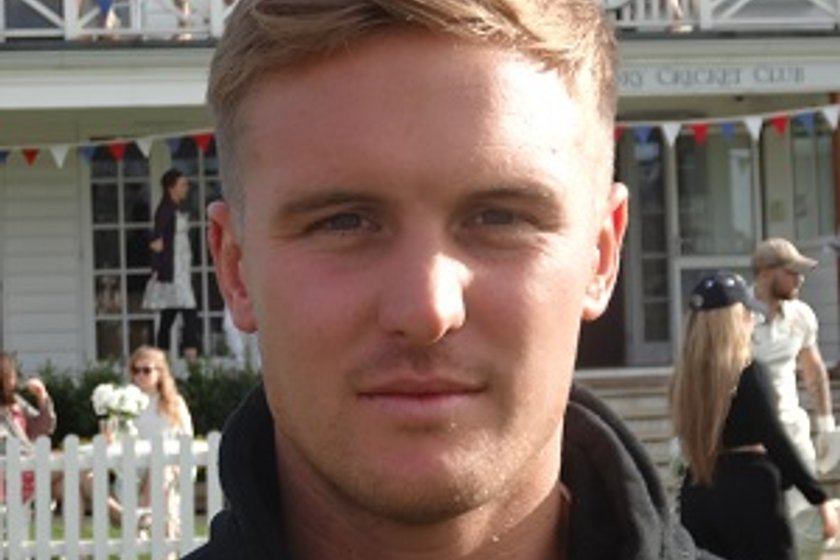 Jason Roy makes test squad - about time!