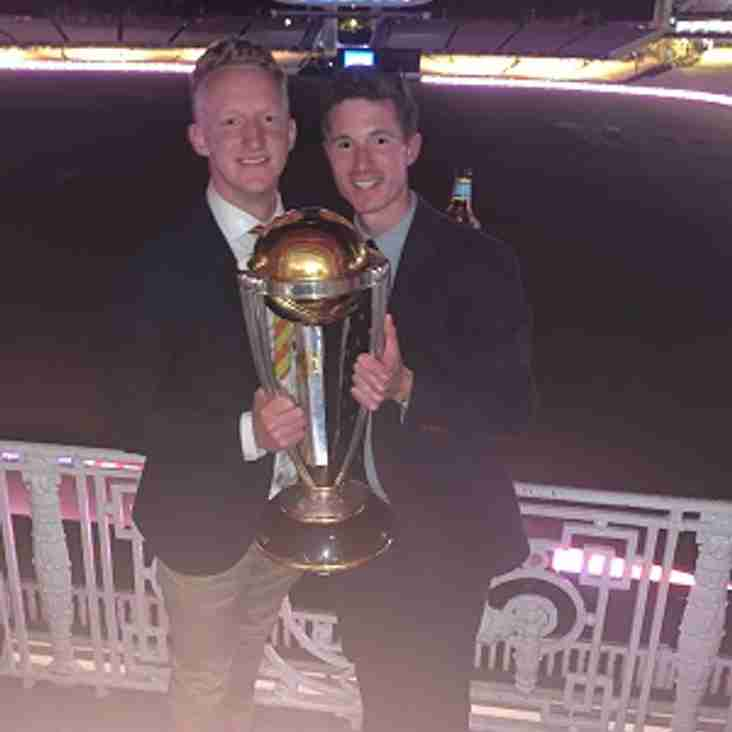 Priory 2s also lift the World Cup