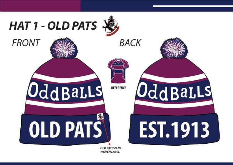 fbe0f96f8b3 Old Pats and OddBalls Team Up - News - Old Patesians RFC - Cheltenham