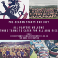 Pre-Season Training - 2nd July