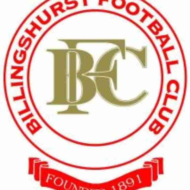 SCWGFL [Welcome Billingshurst Youth]