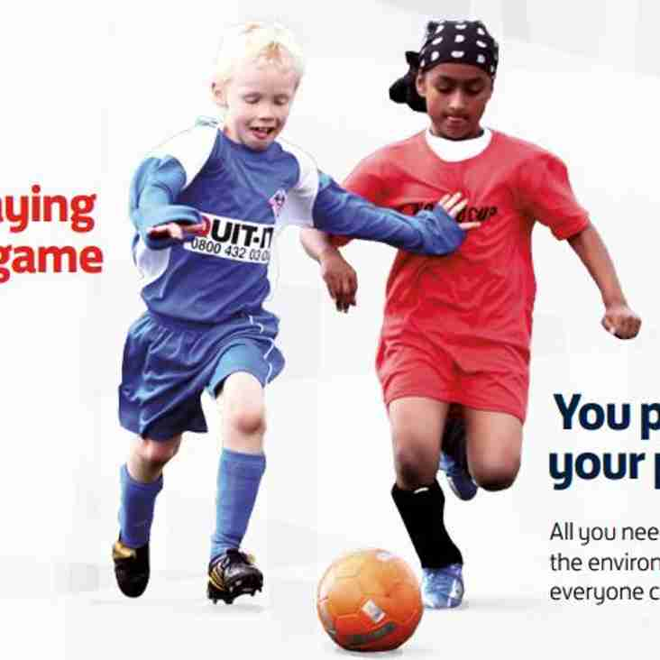 FA [Youth Football Guide]