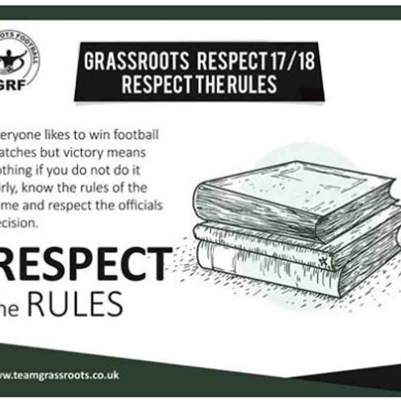1708 - Respect the Rules