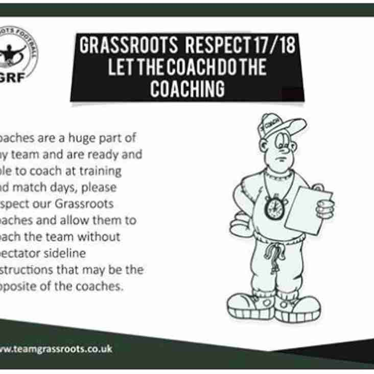 Respect [Coaches]