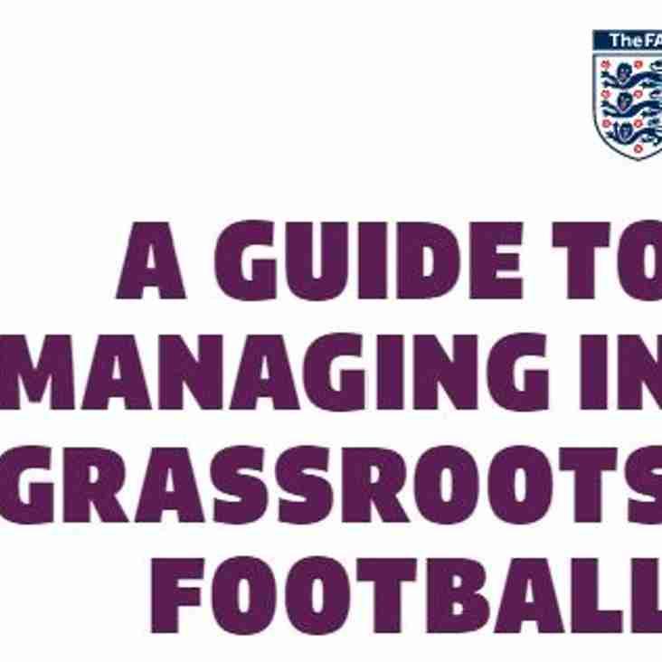 FA [Coaching Manual]