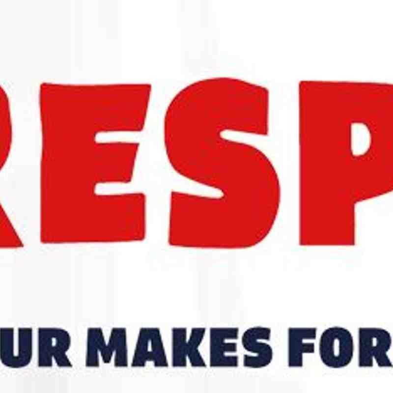 Respect - FA Banner