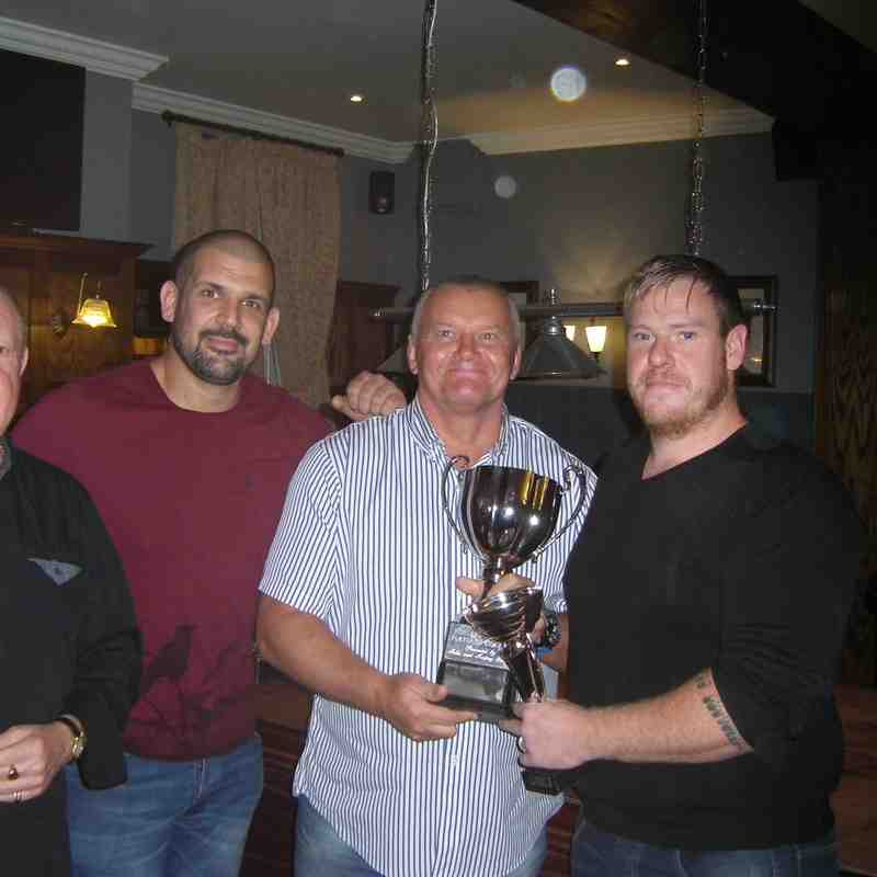 Stuart Crooks Most Man of Match Awards