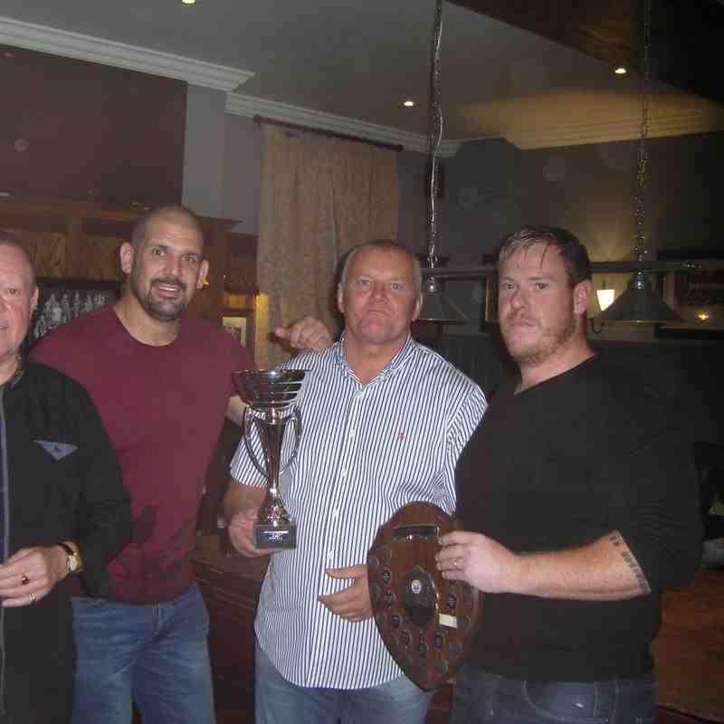 Stuart Crooks Players Player of Year